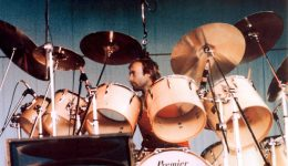 Phil-Collins-premier kit